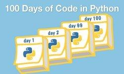 100 дней программирования на Python