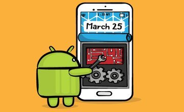 Android Background Processing