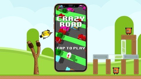 Angry Birds, Crossy Road и больше: Разработка игр на Swift 4