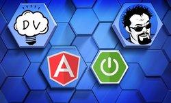 Angular 4 Java-разработчики
