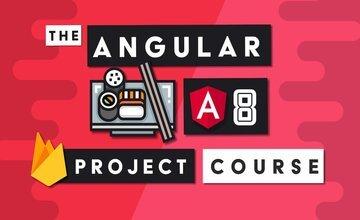 Angular 9 Firebase курс (проект)
