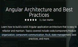 Angular архитектура и лучшие практики