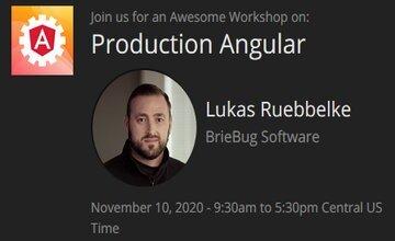 Angular в продакшене
