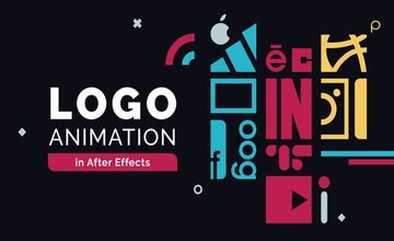 Анимация логотипов в After Effects