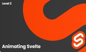Анимация в Svelte