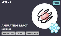 Animating React