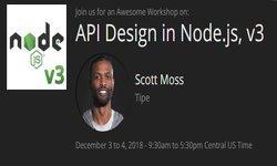 Создание API в Node.js, v3