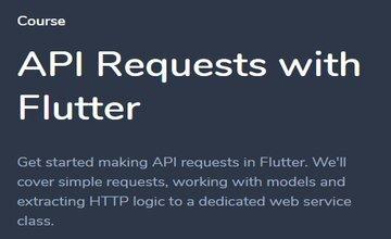 API-запросы с Flutter