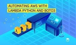Автоматизация AWS с помощью Lambda, Python и Boto3