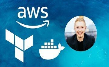 Автоматизация Развертывания с Помощью Terraform, AWS и Docker