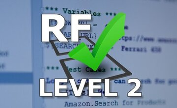 Автоматизация тестирования с Robot Framework - Уровень 2