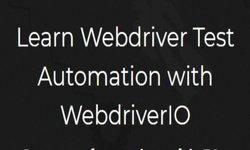 Автоматизированное тестирование с WebdriverIO