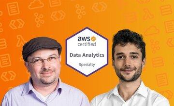 AWS Сертифицированный Дата-Аналитик 2020 (ex Big Data)