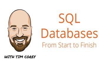 Базы данных SQL: от начала до конца
