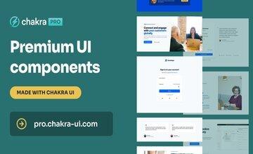 Chakra UI Pro