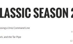 Classic Season 2