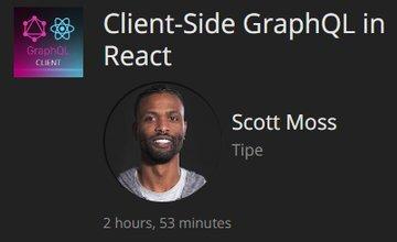 Client-Side GraphQL в React