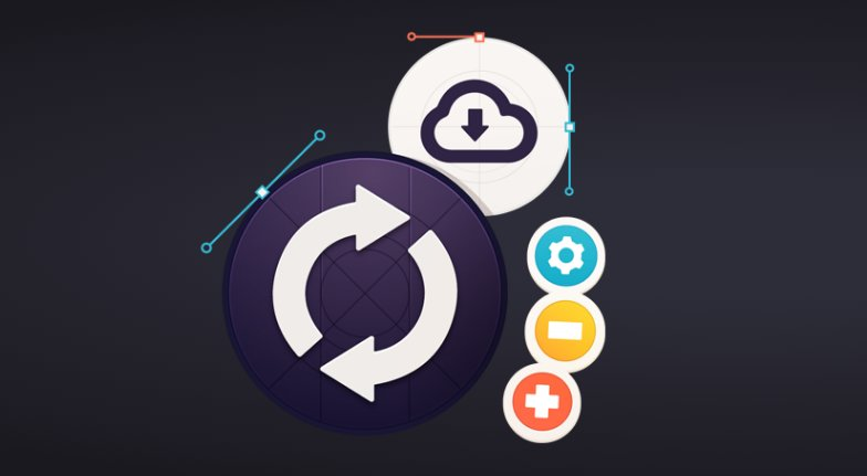 Создание системы значков SVG