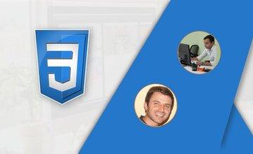 CSS Bootcamp - Изучите CSS (включая CSS Grid / Flexbox)