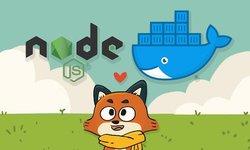 Docker для Node.js проектов от Капитана Docker