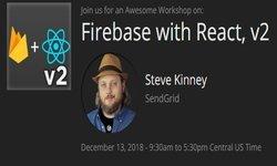 Firebase c React, v2