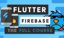 Flutter Firebase - полный курс
