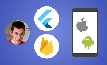 Flutter и Firebase: создание полноценного приложения для iOS и Android