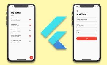 Flutter + SQFLite | Создайте Local Storage iOS и Android приложение