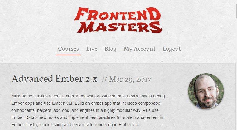 Продвинутый курс Ember 2.x