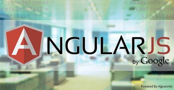 Разработка приложения на Angular 1x