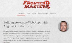 Создание потрясающих веб-приложений с помощью Angular 2
