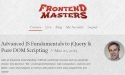 Основы jQuery и чистый DOM Scripting