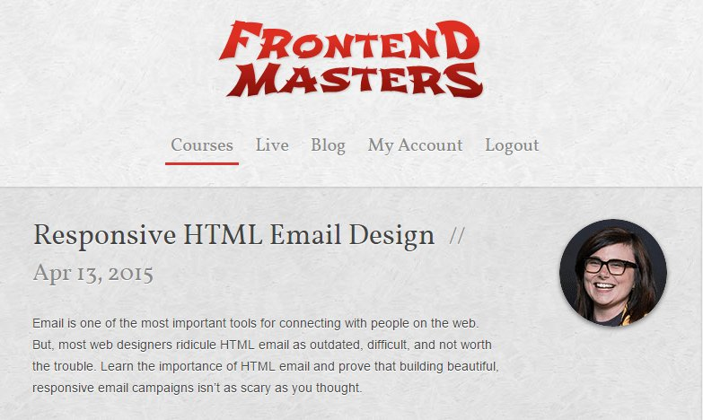Верстка адаптивных HTML Email