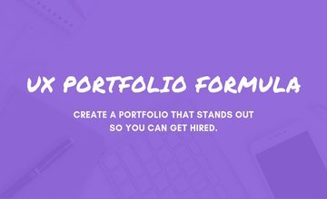Формула UX-портфолио: Создайте свое UX-портфолио и прокачайте карьеру