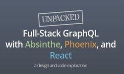 Full-Stack GraphQL c Absinthe, Phoenix, и React
