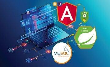 Full-Stack разработка приложений с Java Spring и Angular