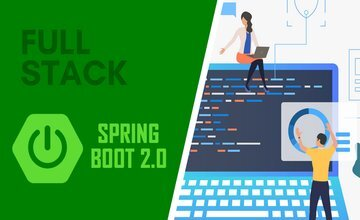 Full Stack Spring Boot и React