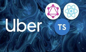 FullStack - Делаем клон Uber: Typescript, NodeJS, GraphQL, React, Apollo