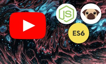 [FullStack] Youtube клон (NodeJS, VanillaJS, MongoDB, Heroku)