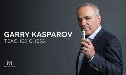 Гарри Каспаров учит игры в шахматы | Мастер класс