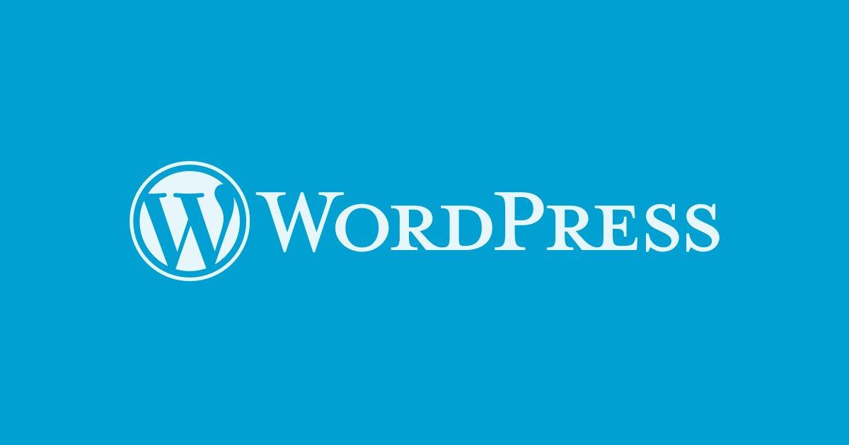 Разработка темы Wordpress