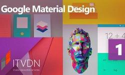 Google Material Design для WPF разработчика