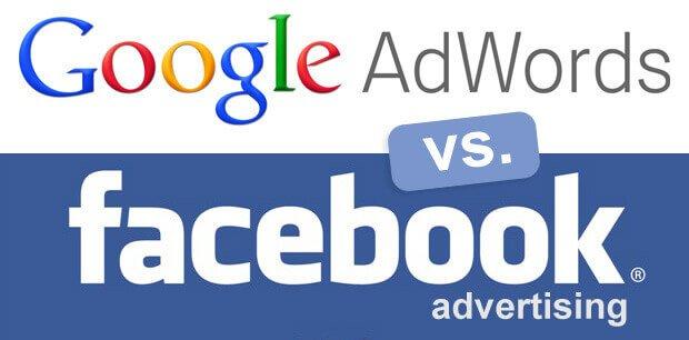 Google adwords и Facebook ads