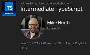 Intermediate TypeScript