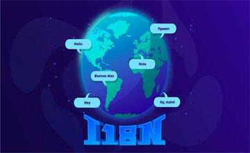 Интернационализация с vue-i18n