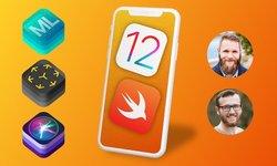 iOS 12: Научитесь создавать реальные приложения iOS 12 в Swift 4.2