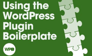 Использование WordPress Plugin Boilerplate