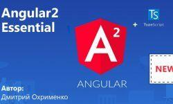 Angular 2 Essential