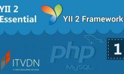 YII2 Essential