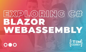 Изучение C#: Blazor WebAssembly